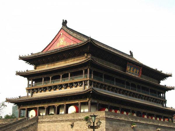 明城墙-大雁塔广场-钟鼓楼1日游>现保存最完整的