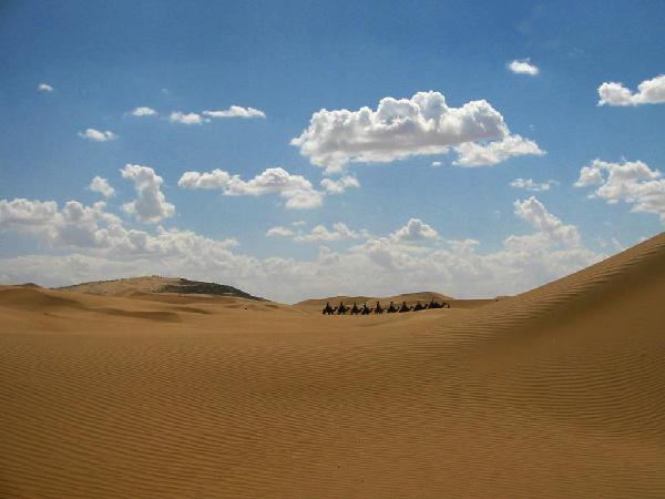 世界最美沙漠风景图片