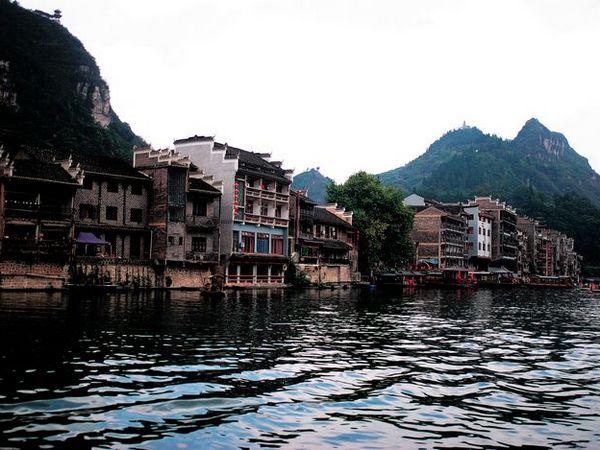 镇远古城 舞阳河2日 一份可以释放自己的宁静
