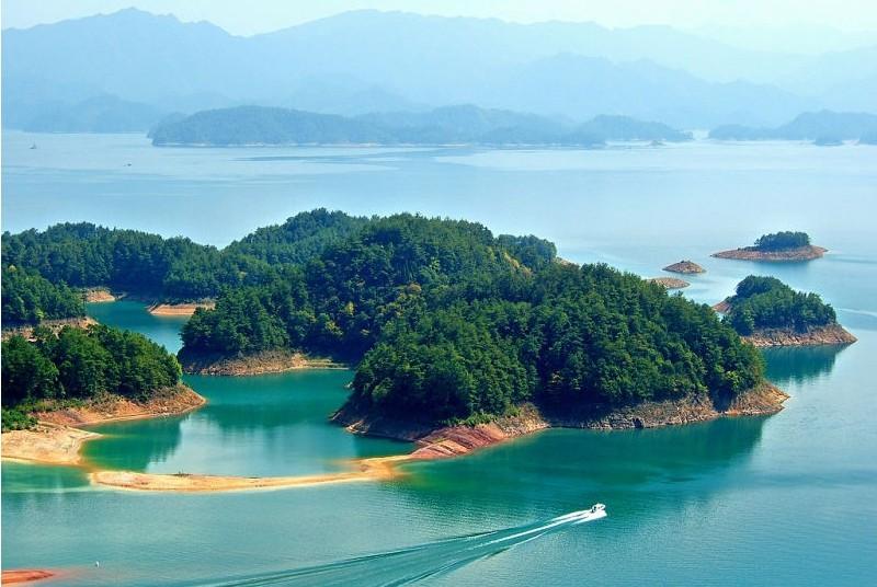 杭州-千岛湖-黄山5日游>山上1晚独卫,观日出(当地游)