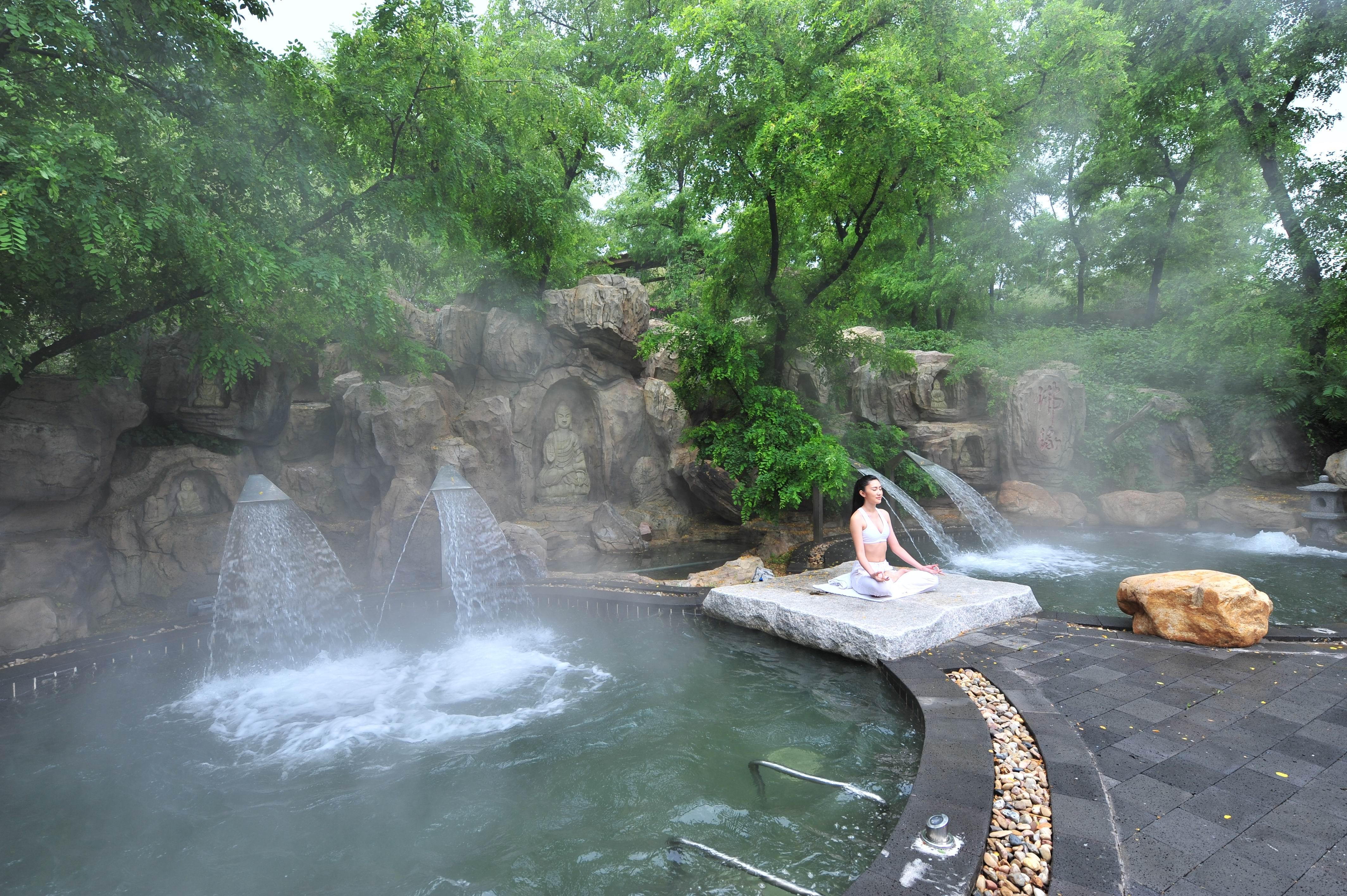 7月12-13号 威海动物园和天沐温泉二日游