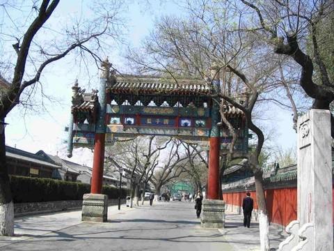 孔庙 上海嘉定孔庙