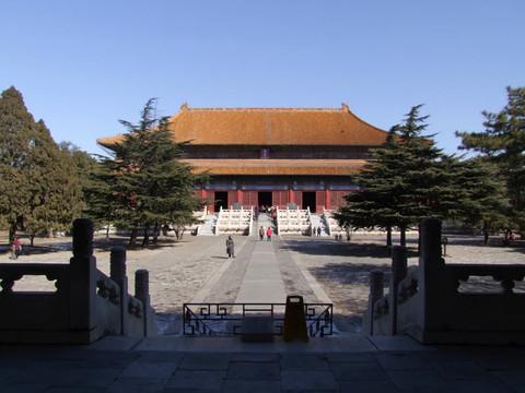 十三陵旅游攻略 10月十三陵旅游线路报价 十三陵旅游景点