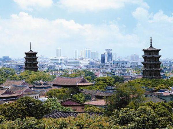 泉州-石狮1日游>游历史文化名城