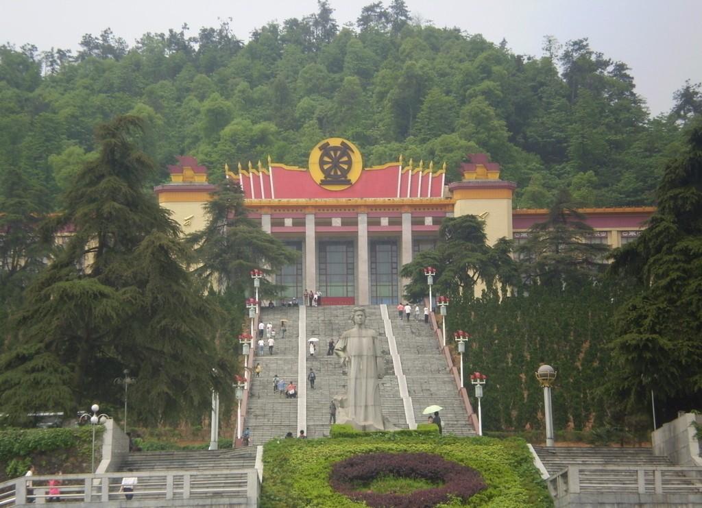 萍乡风景旅游景点