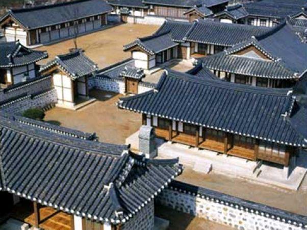 韩国火炕内部结构图