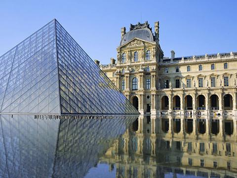 更多卢浮宫图片...