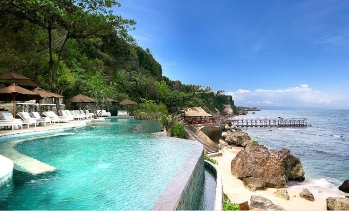 巴厘岛4晚5日自助游>2晚阿雅那海景房; 最新巴厘岛阿雅娜度假村组图