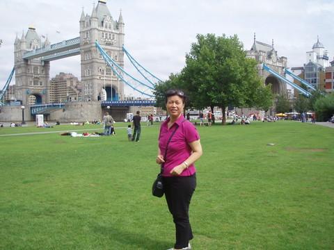 UK 伦敦眼