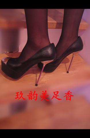 14厘米尖跟高跟鞋 14厘米细跟高跟鞋凉鞋 厚底14厘米高跟鞋细跟