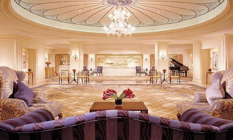 上海到 香港半岛酒店4日自助游>半个世纪的奢华