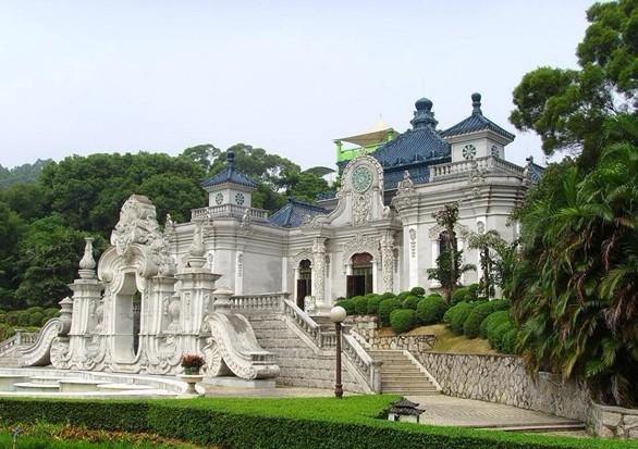 珠海海泉湾温泉-圆明新园-石景山2日游>珠澳环岛游